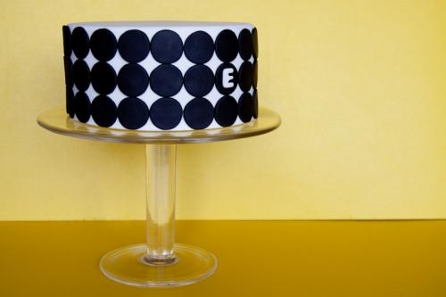 Dotty cake